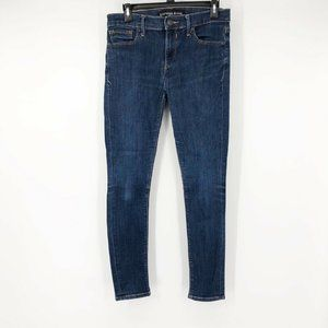 Express Size 14 Legging Style Skinny blue Jeans